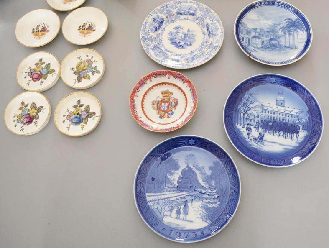 Lot of China (Spode, Dedham, Copenhagen - 5