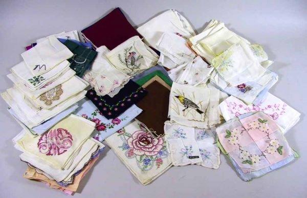 108: 101 Vintage Handkerchiefs ( Bernhard Wolf, Desco)