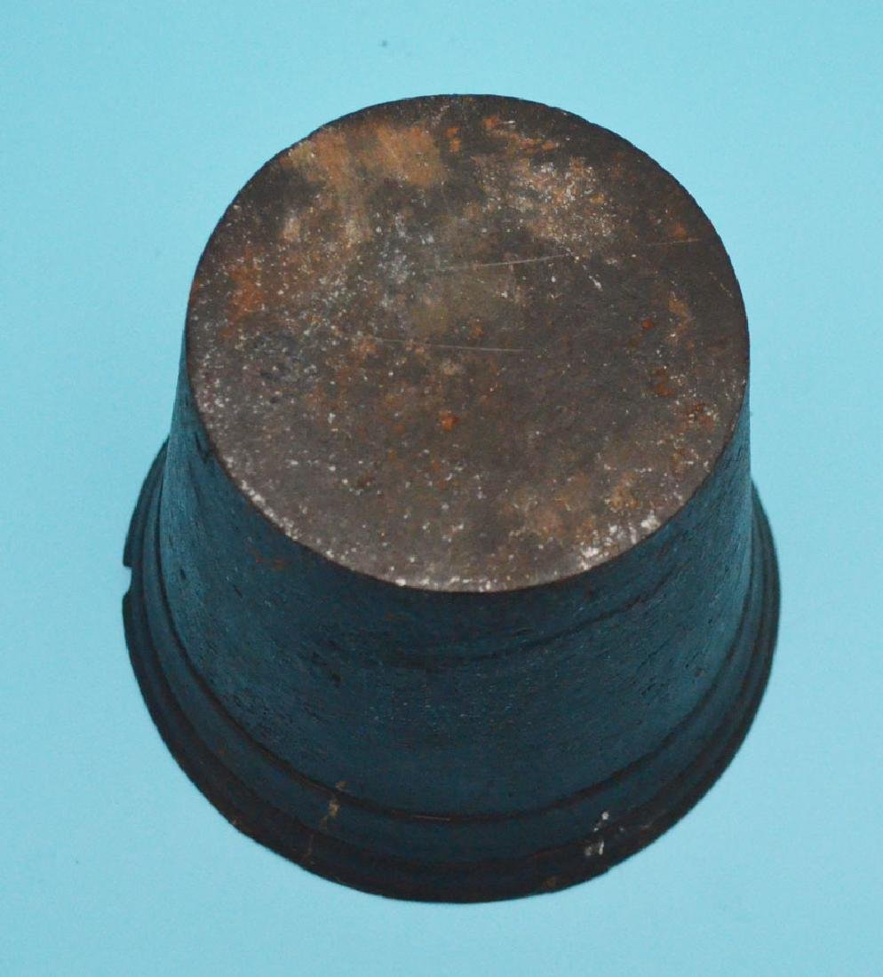 Large Cast Iron Mortar & Pestle - 3