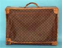 Vintage Louis Vuitton Soft-Side Suitcase