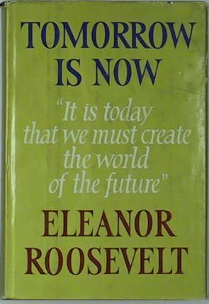 11: Eleanor Roosevelt Letter And First Edition Book