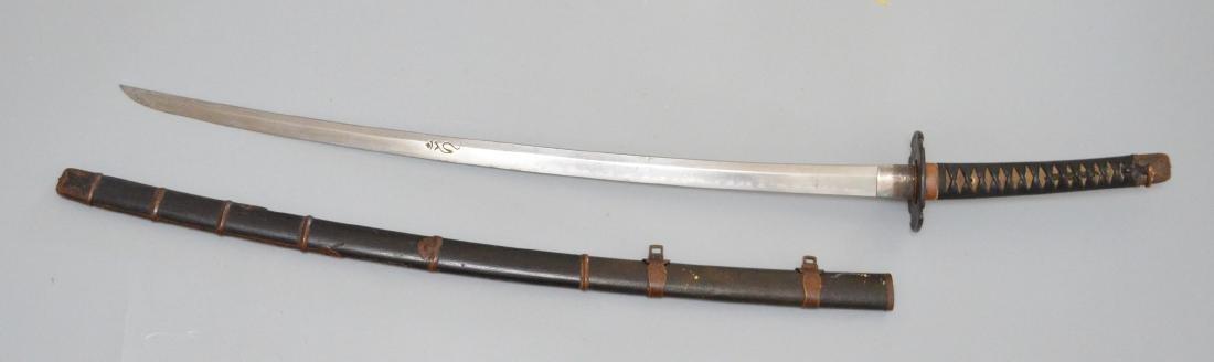 Circa 14th Century Early Japanese Sword