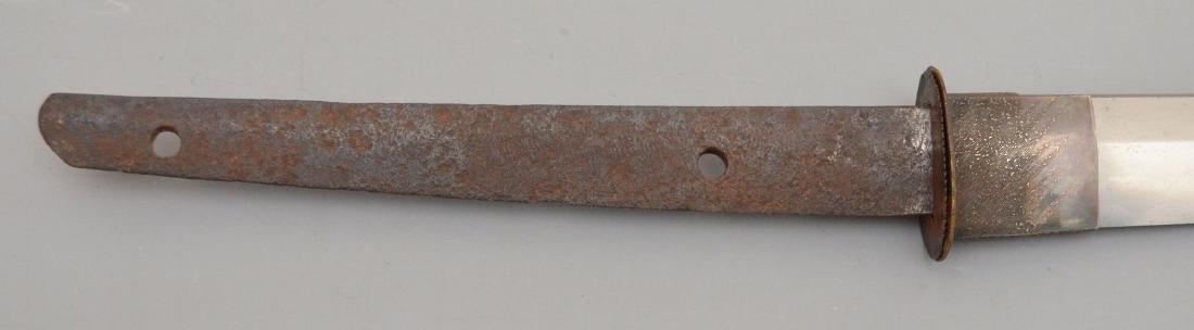 Circa 14th Century Early Japanese Sword - 4