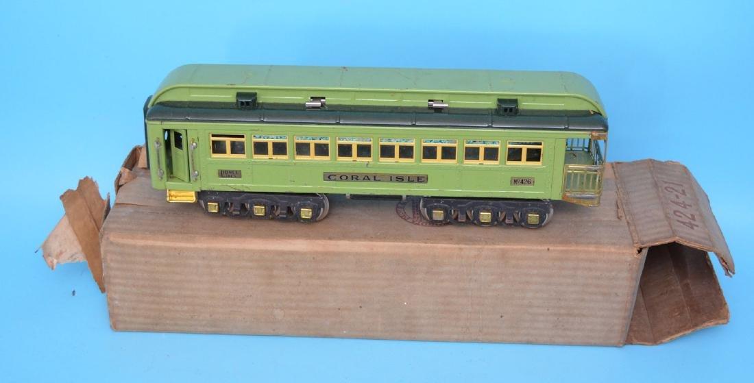 Vintage Lionel Train 426 Coral Isle Car