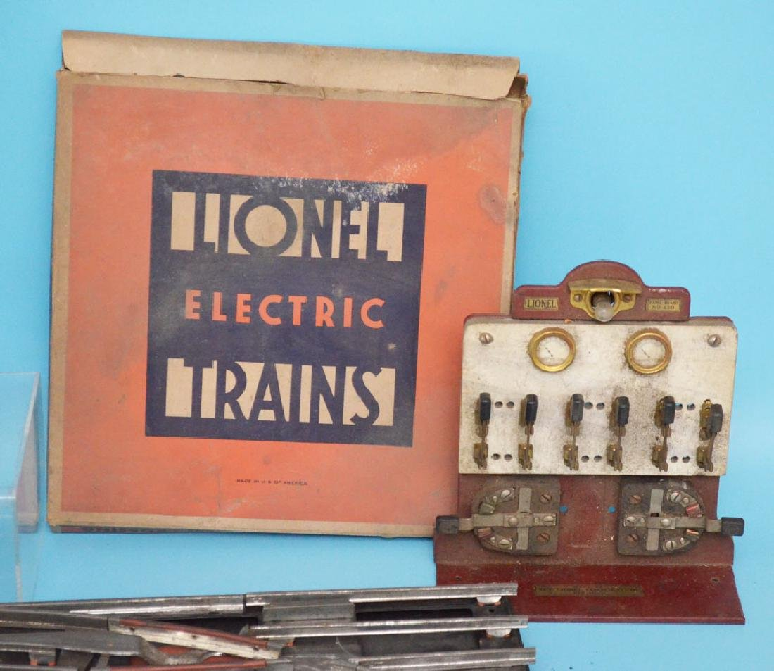 Lot Of  Vintage Lionel Train Accessories ( Switches ) - 2