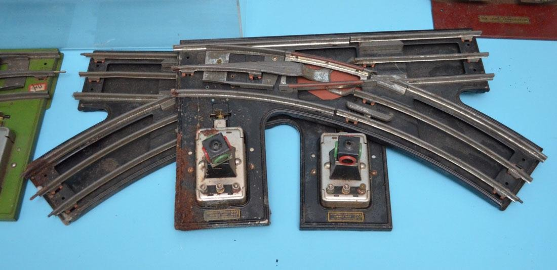 Lot Of  Vintage Lionel Train Accessories ( Switches ) - 5