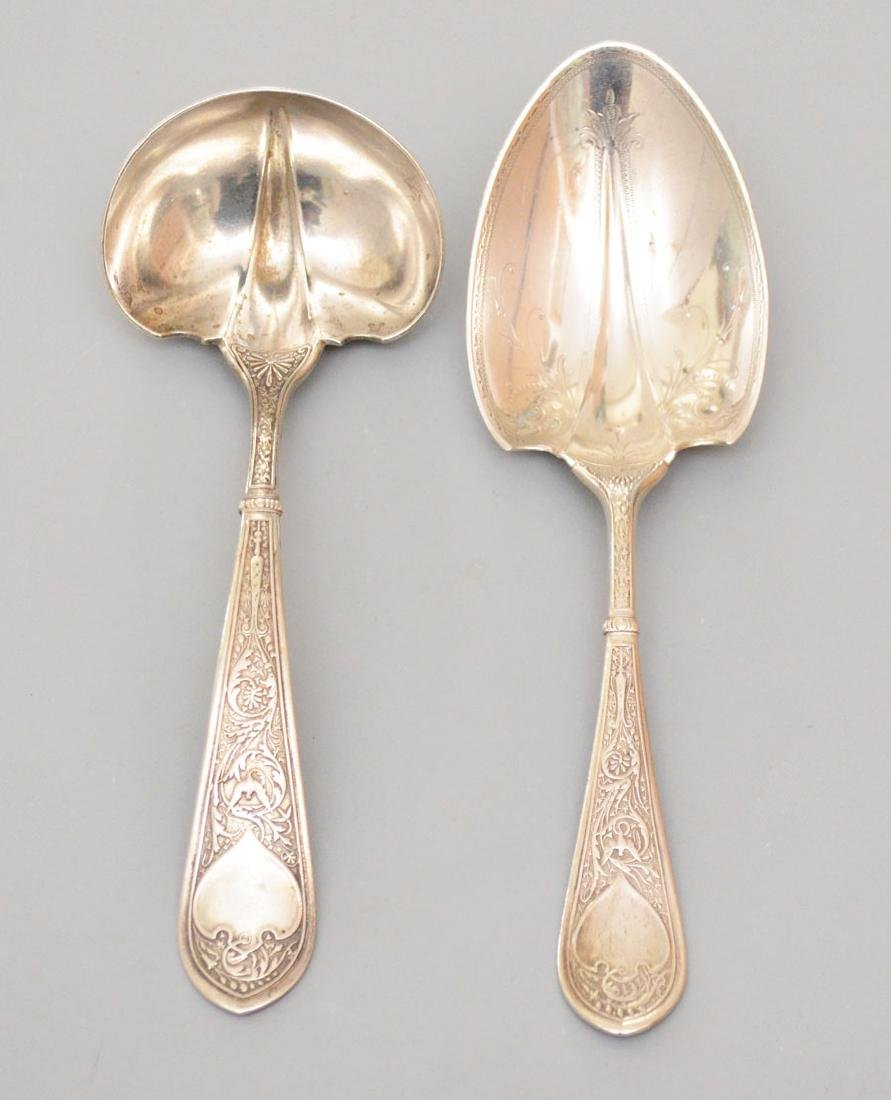 Gorham Raphael Sterling Silver Serving Pieces