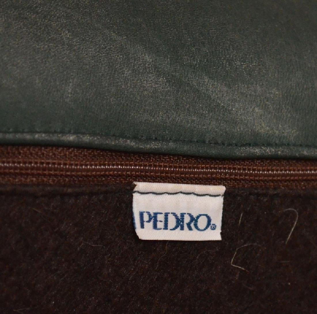 Pedro Stress Less Leather Chair & Ottoman - 4