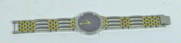 7B: Mavado Esperanza Men's Stainless Steel  Watch