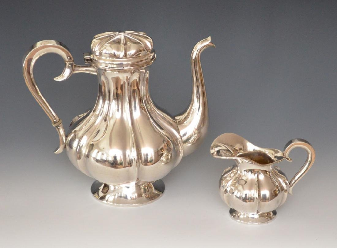 975 Blums Sterling Silver Pitcher and Creamer