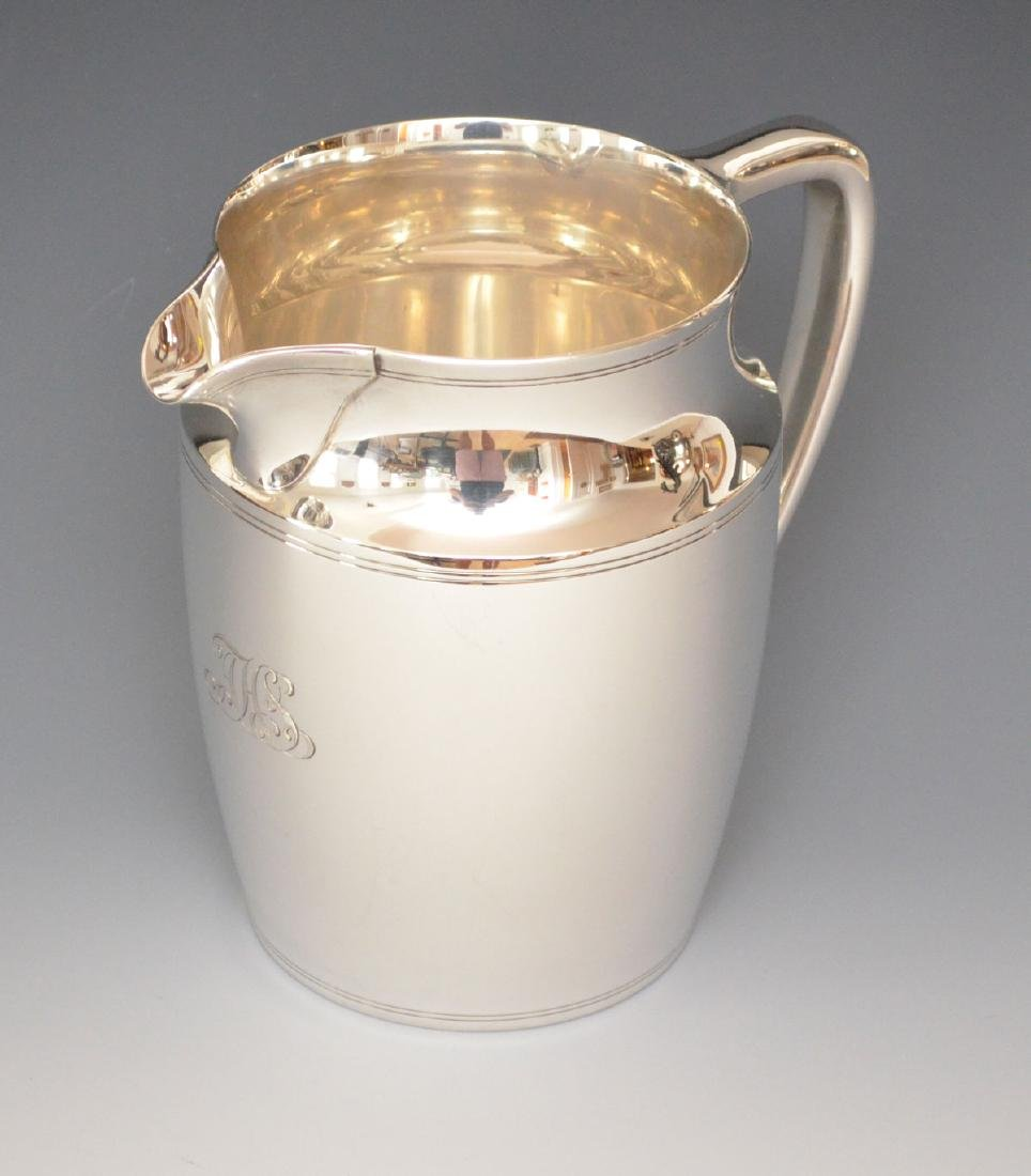 Tiffany & Co Sterling Silver Pitcher