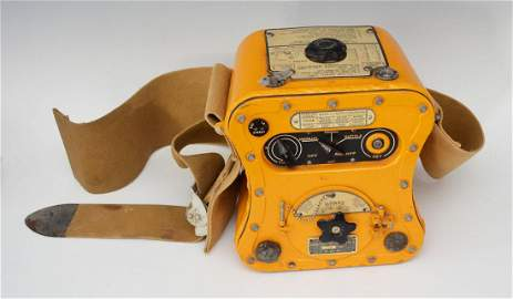 World War II Emergency Radio / Transmitter