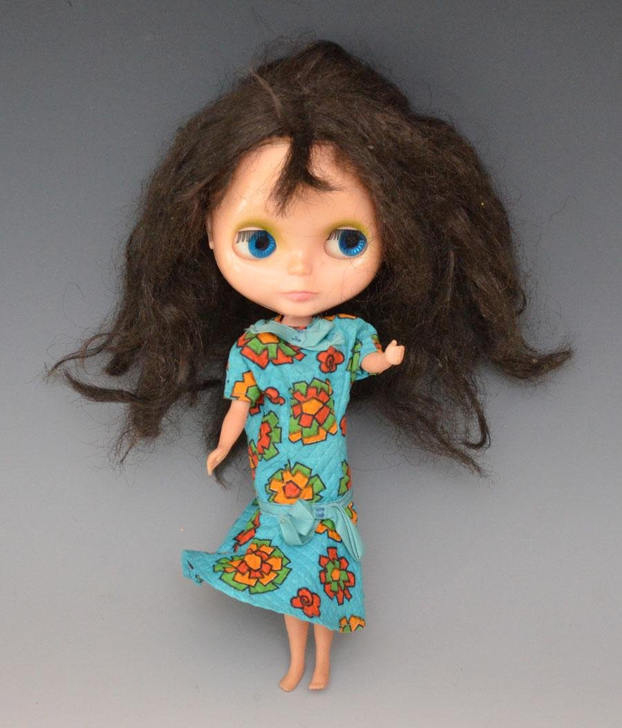 Incredibly Collectable Kenner Doll Named Blythe