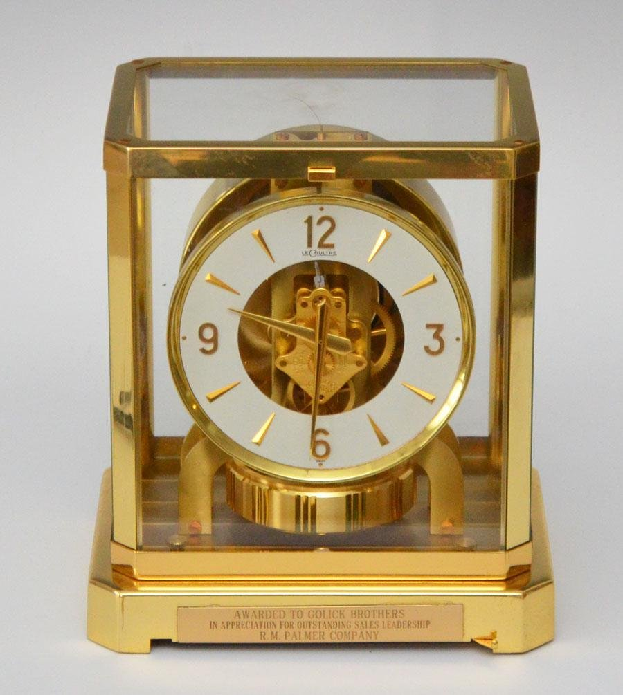Great Jaeger LeCoultre Atmos Clock
