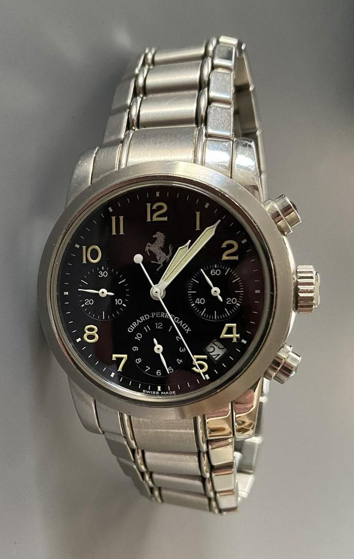 Girard Perregaux Ferrari Wrist Watch