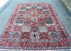 Large  Vintage Oriental Carpet / Rug