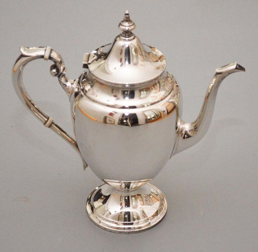 Lovely Gorham Sterling Silver Coffeepot or Teapot