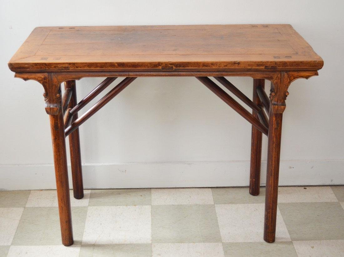 Chinese Folding Painter's Table