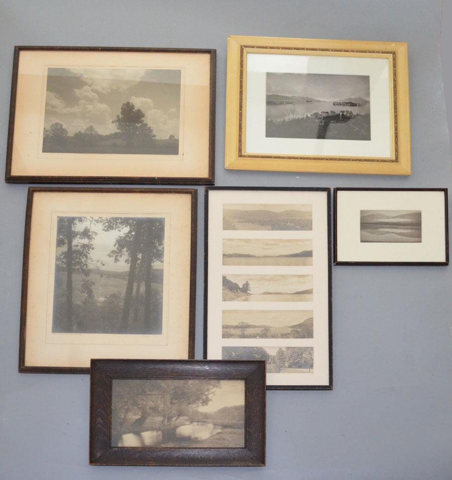 Collection of 6 Antique Photographs