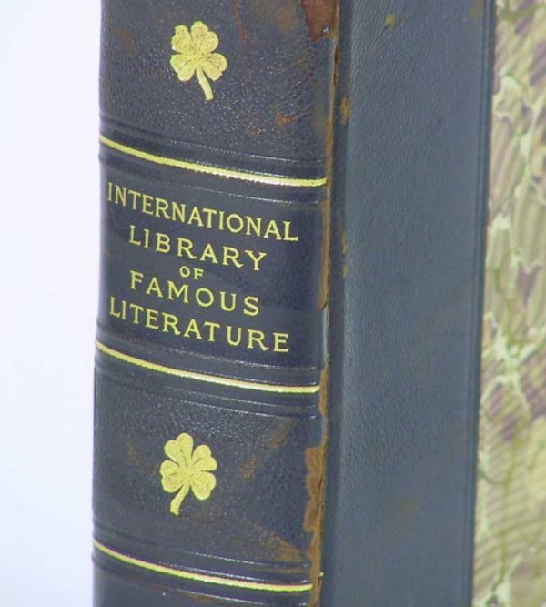 7: 19 International Library Of Famous Literature  Books