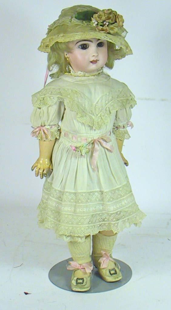 9: Antique  Depose Tete Jumeau  #8 Doll