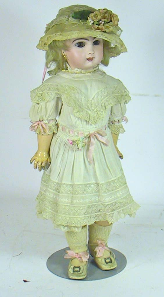 9: Antique  Depose Tete Jumeau  #8 Doll
