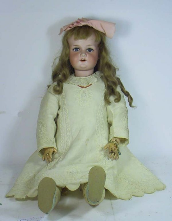 "19: 32"" Armand Marseilles A & M  Child Doll  #14"