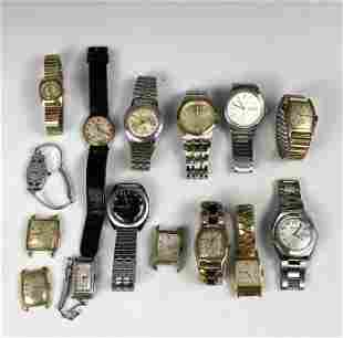 Vintage Group of Bulova Watches