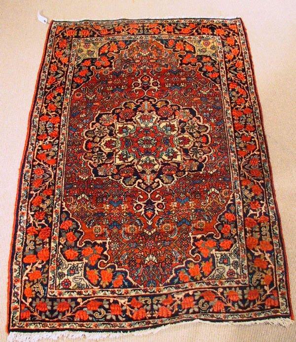 6: Estate Josan Sarouk Oriental Carpet / Rug