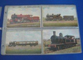 20: 20 Vintage Steam Engine Postcards