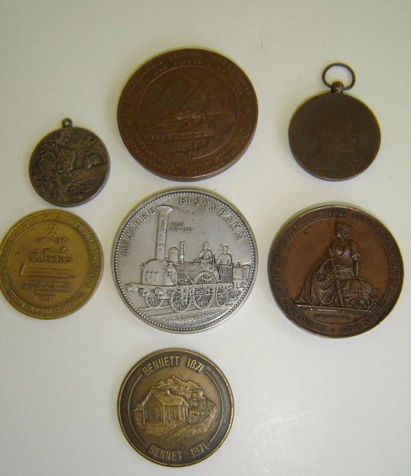 84: 14 Antique  Coins
