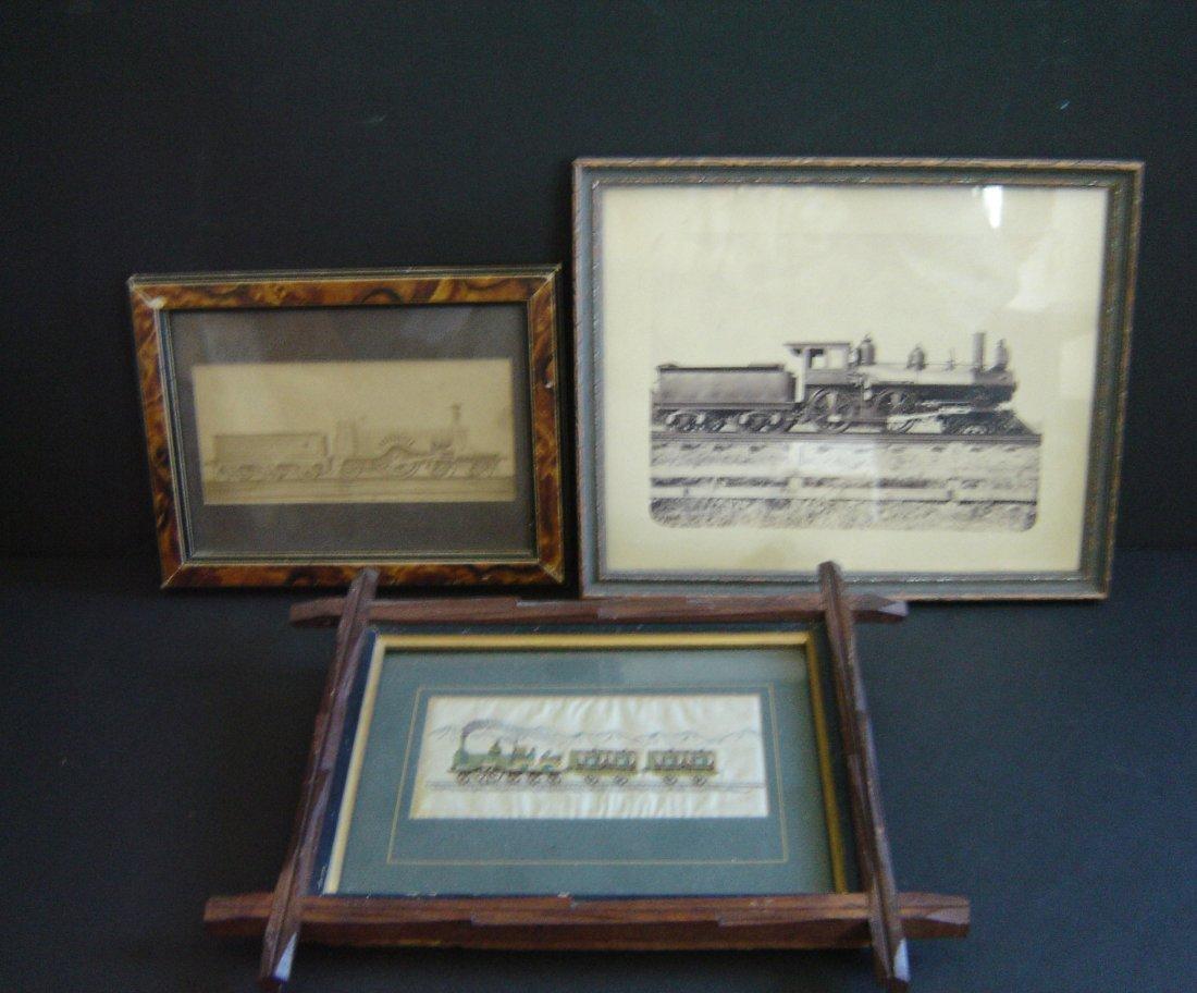 55: 3 Locomotive Photos