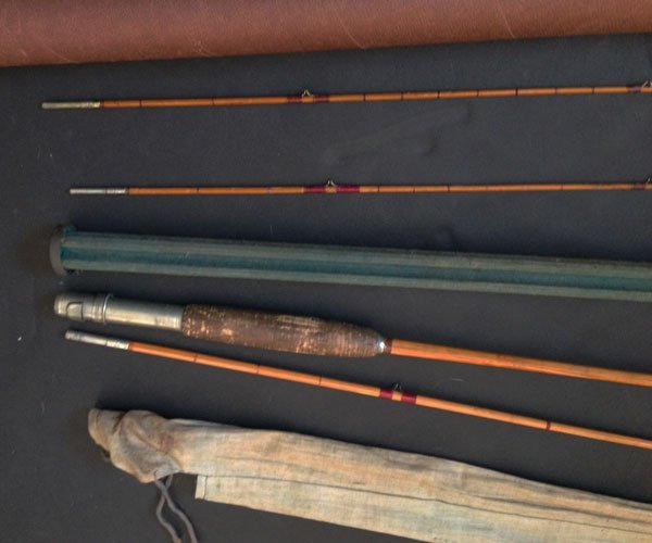 166: Yellowstone  Special Abercrombie And Fitch Fly Rod