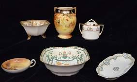 Collection of Noritake Nippon Porcelain