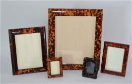 Collection of Vintage Tortoise Frames