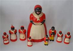 Group of F&F Aunt Jemima Tabletop Accessories