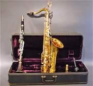 268: Selmer Mark VI Saxophone Paris Tenor