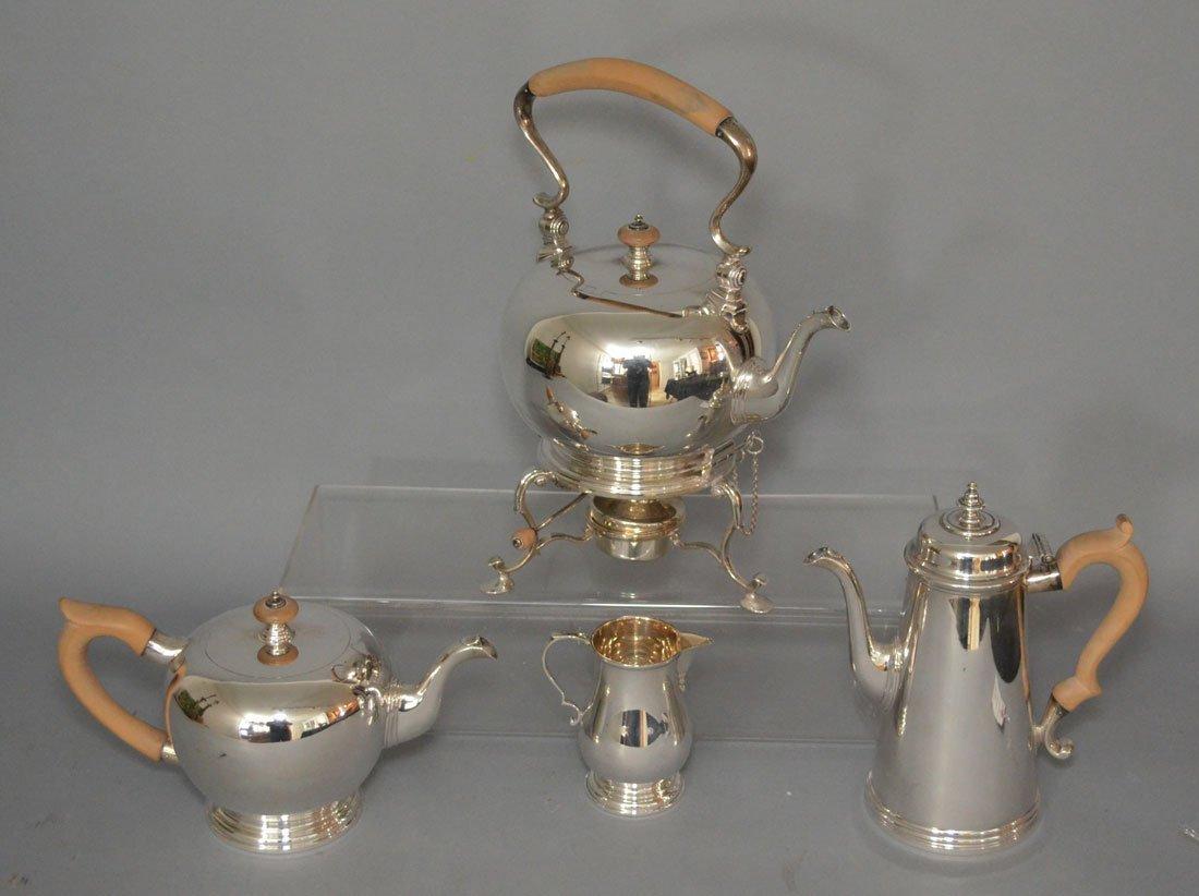 Ensko Sterling Tea & Coffee Set