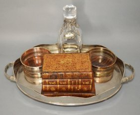 Great Lot Of Bar Entertaining Accessories