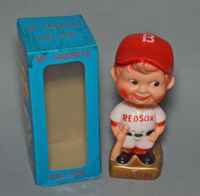 24 Vintage Boston Red Sox Bobble Heads in Original