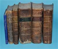 Lot of Vintage & Antique Medical Reference Books