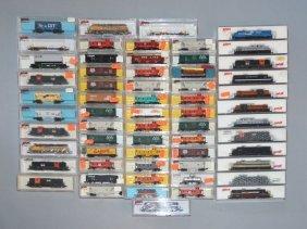 61 N Scale Atlas Model Trains