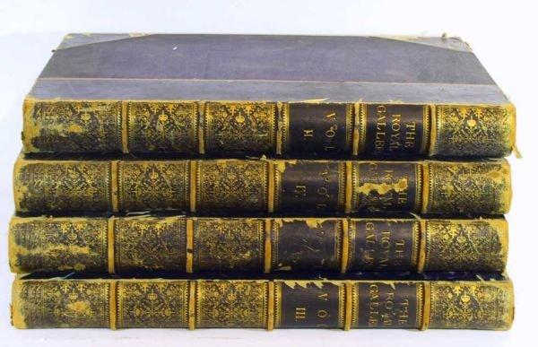 29: Rare Book The Royal Gallery of Art (Engravings)