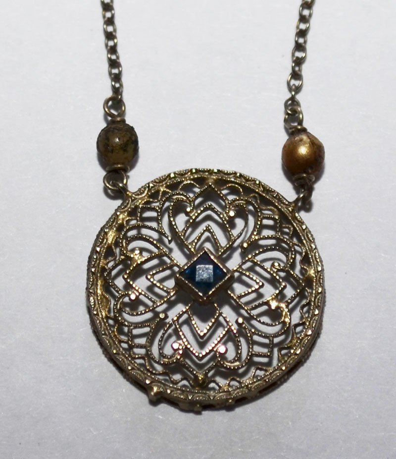 Great Lot Of Antique Jewelry (14K Chains & Rings) - 4