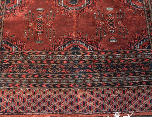 Lovely Oriental Area Carpet / Rug - 2