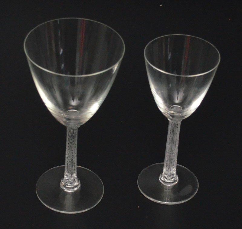 Lalique Glasses Phalsbourg