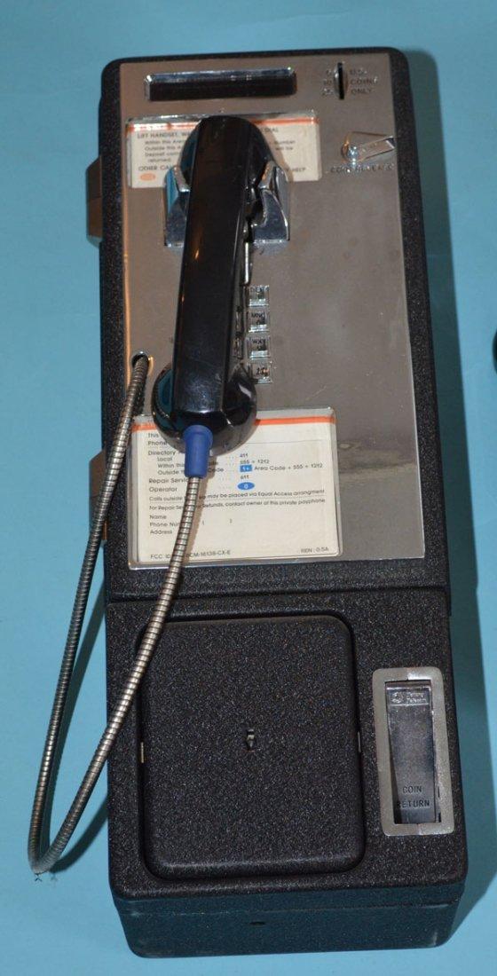 2 Retro Phone Booth Pay Phones - 3