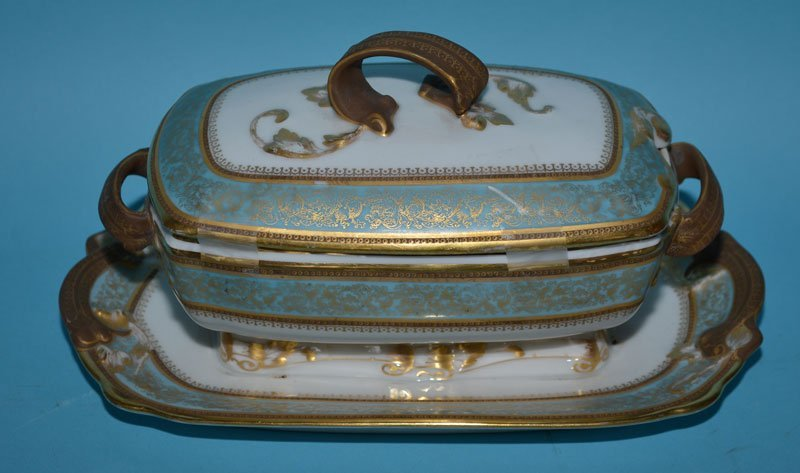 Generous China Lot with Sardine Box ect - 4