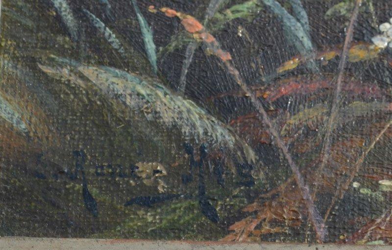 Rene Charles Edmond Landscape River Scene Painting - 3