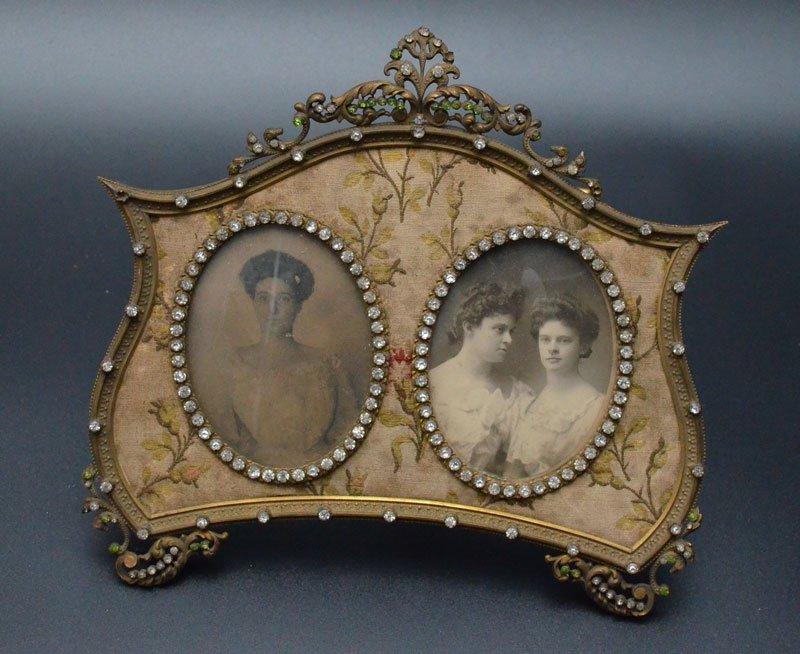 Lot of Vintage & Antique Picture Frame Lot - 3